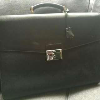 Prada Diplomat Briefcase