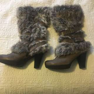 *reduced - Marc Leather Boots