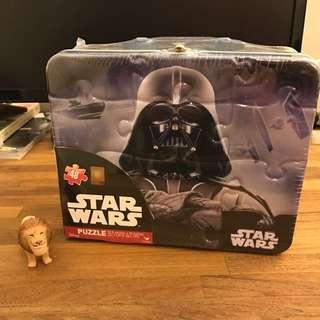 星際大戰拼圖 鐵盒