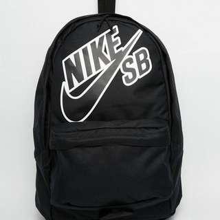 Nike Sb 黑色 後背包