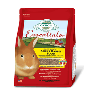 Oxbow Essential Adult Rabbit 10lbs X 2