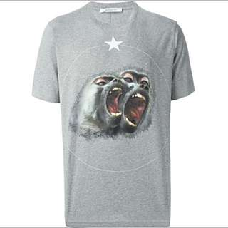 Givenchy 'Monkey Brothers' Tee Shirt