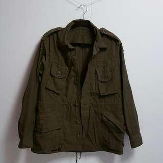 Vintage Canadian Army Jacket