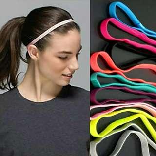 Bando Sport Headband Anti-slip Yoga Running