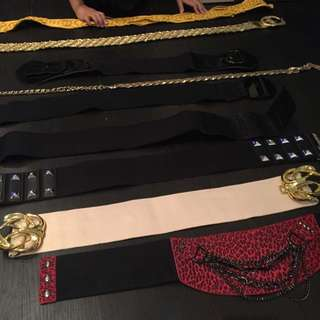 9 Designer Belts