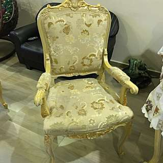 Nice Looking Used Arm Chair For Sale