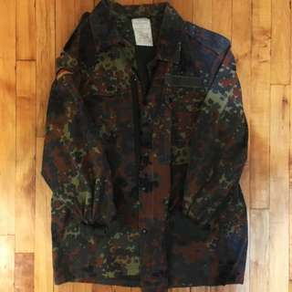 Vintage German Army Jacket