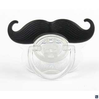 Moustache Pacifier - Type A