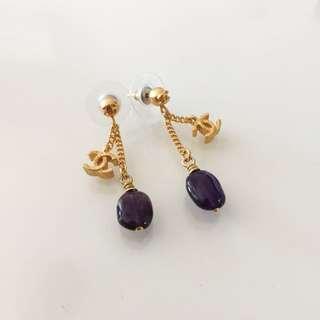 AUTHENTIC Chanel Prefall Earrings