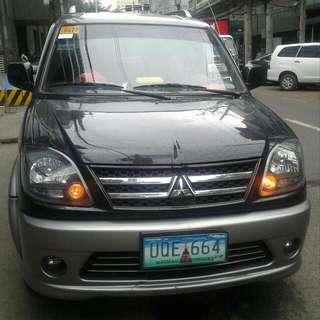 2013 Mitsubishi Adventure GLS Sport MT diesel