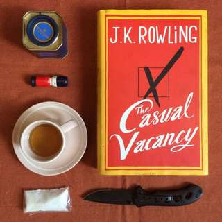 'Casual Vacancy' by JK Rowling