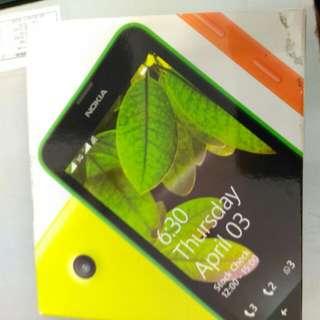 Nokia Lumia 630 Box Only