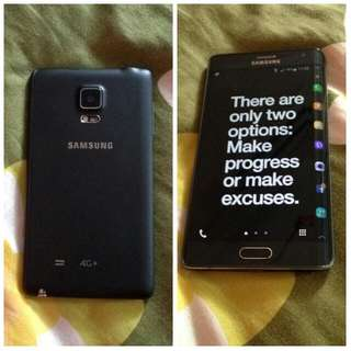 Local Samsung Note Edge SM-N915G