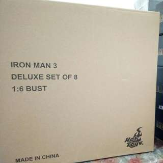 HOT.TOYS 1/6 iron Man Bust...Ist Release