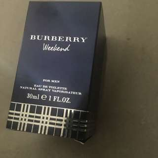 Burberry Weekend For Men 30 Ml Gift