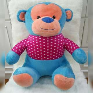 Boneka Monyet Uk 65cm
