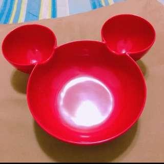 🇭🇰香港迪士尼-米奇大碗