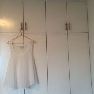 white blouse new without tag