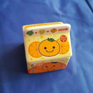 果汁盒做型盒