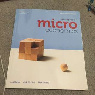 Principles Of Micro Economics - 6th Canadian Edition