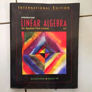elementary linear algebra 9th edition bernard kolman solutions