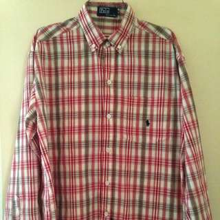 Ralph Lauren Shirt Size Large