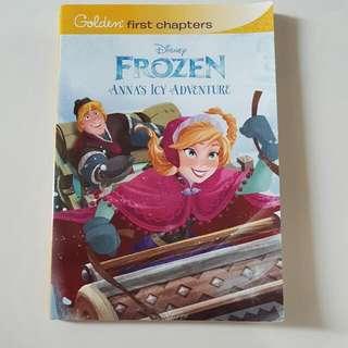 Disney Frozen Children Book