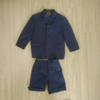 Boy Suit From Japan