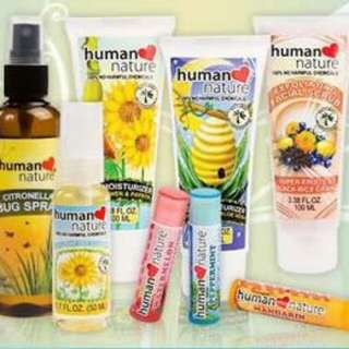 Human Nature Products