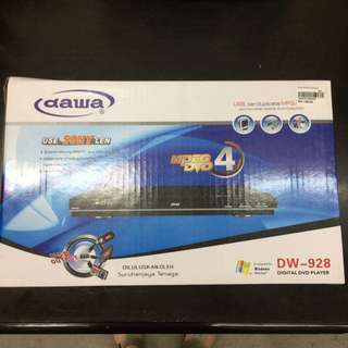 DAWA Digital DVD Player