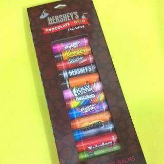 Hershey lip gloss gift set ( LIMITED EDITION )