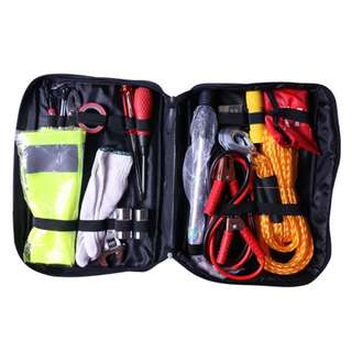 RED X ROAD EMERGENCY KIT