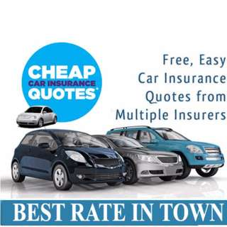 Call us for your Lowest Car Insurance Quotes.