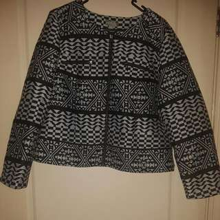 Brand New Suzanne Grae Jacket - Size L