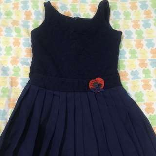 Periwinkle Dress For 2 Years Old