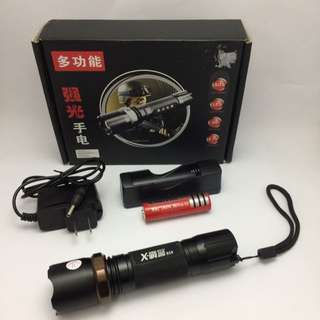 Multifunction Strong Torch Light