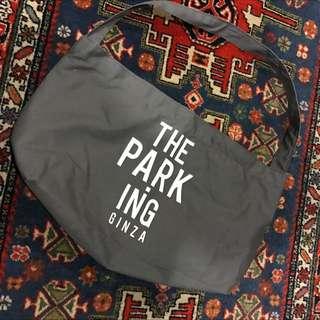 Parking Ginza Tote Bag
