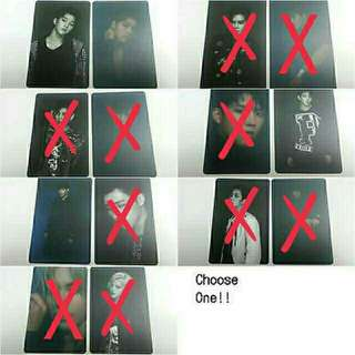 Looking For INFINITE ONLY photocards