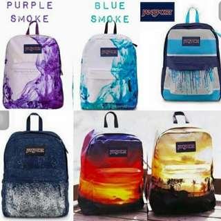 (Pre-order) Original JANSPORT Superbreak Prints Bags