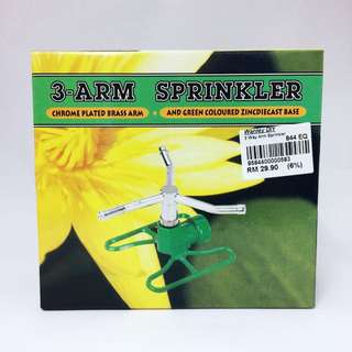 3 Arm Sprinkler