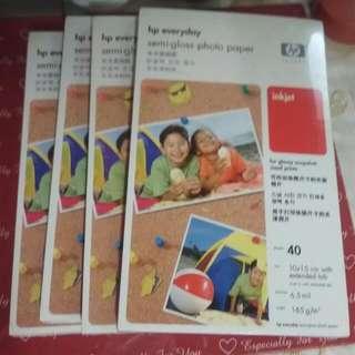 💯 HP Everyday Semi-Gloss Photo Paper
