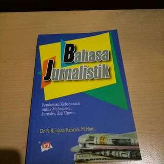 Buku Bahasa Jurnalistik
