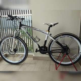 Raleigh Enduro Pro Mountain Bicycle