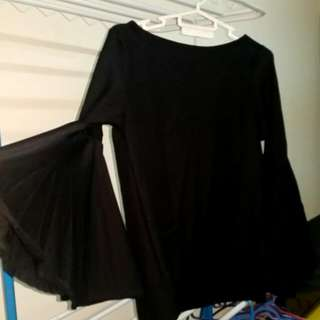 Blouse Saloma Black