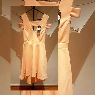BOOHOO Short evening night dress