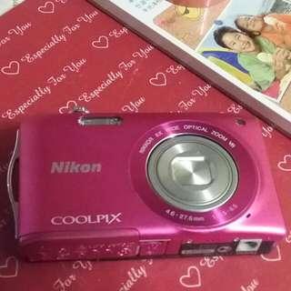 Pre-❤ Nikon COOLPIX S3300