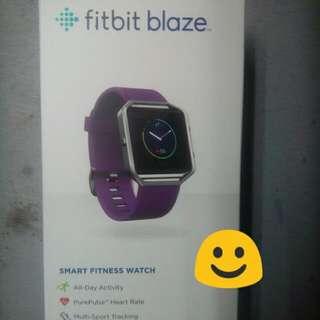 Fitbit Blaze (Smart Fitness Watch)