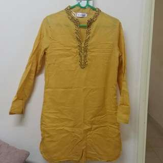 Punjabi Yellow