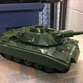 G.I. Joe MOBAT Motorized Tank 2008