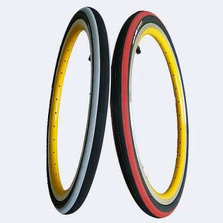 2 pcs 60 TPI CST 20*1.35 Speedway Dual2 406 Tyres